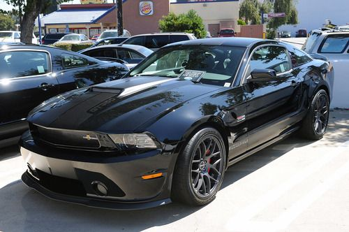 98 Mustang Gt >> Muscle Cars… Black Ford Mustang Shelby GT350 2013   Autos   Pinterest