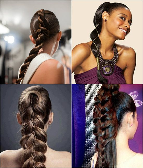 Natural Black Hairstyles 2014 for Long Hair with 22 or 24 Hair ...