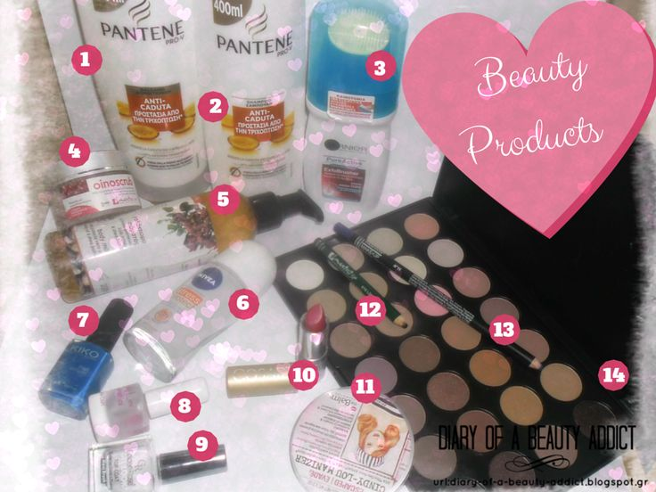 My 14 Favorites Beauty Products of 2014
