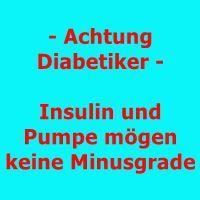 Insulin und Pumpe mögen keine Minusgrade - Worauf Diabetiker achten müssen   Das Journal  Diabetiker können beim Skifahren, Snowboarden oder Rodeln ihre Insulinpumpe mit auf die Piste nehmen – sollten aber Vorsichtsmaßnahmen ergreifen. ...bitte weiterlesen  http://peter-wuttke.de/insulin-und-pumpe-moegen-keine-minusgrade-worauf-diabetiker-achten-muessen/