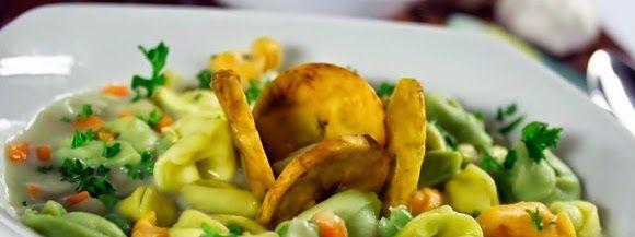 Sopa De Pollo Con Tortellini