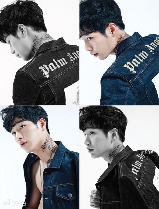 Seo Kang Joon | Allure Magazine September Issue '15
