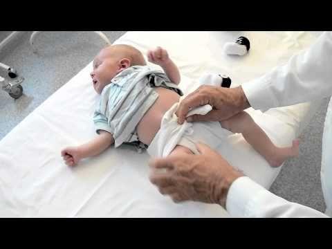 Újszülött baba pelenkázása - moshatóval I. - temiti