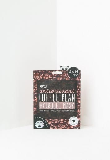 Oh K! Coffee Hydrogel Face Mask | Missguided