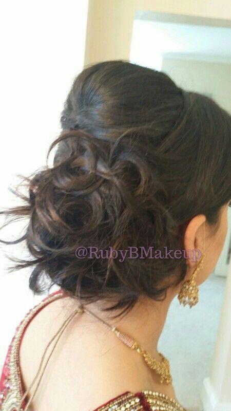Hair and makeup artist for enquiries contact info@rubyhairandmakeup.co.uk