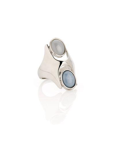 Coastal Stones Ring