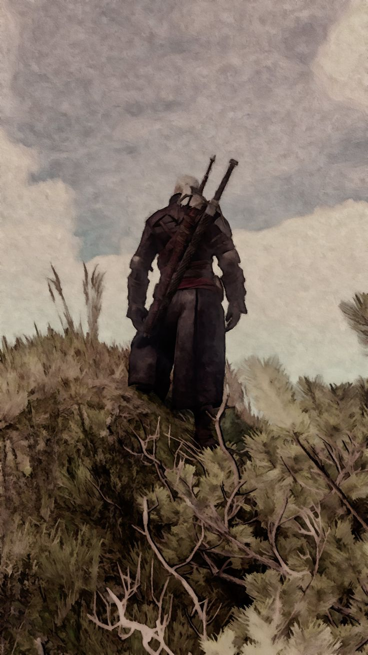 The Witcher The Witcher 3: Wild Hunt #4K #wallpaper # ...