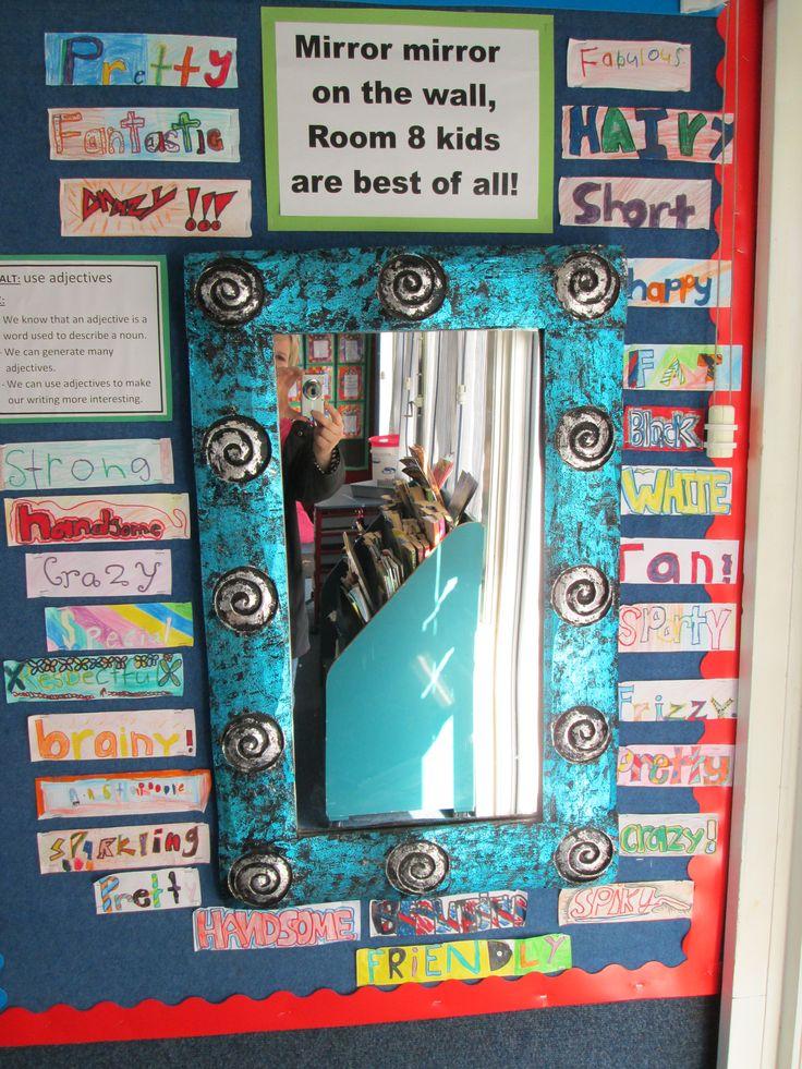 Adjectives mirror