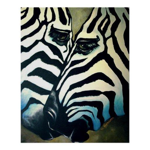 45 best images about Zebra Art on Pinterest