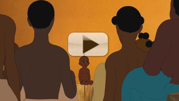 """Dans une une interview en vidéo, Michel Ocelot, réalisateur de """"Kirikou et les hommes et les femmes"""", explique à la Croix comment il a imaginé les nouvelles aventures du petit enfant africain. Il revient aussi sur son besoin de raconter des histoires depuis son enfance, un âge qu'il a encore en lui."""