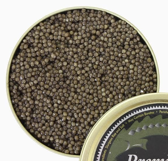 North Carolina Osetra Caviar - Caviar Star