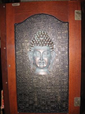 Asian Opulent Bedroom VIII