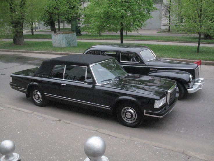 234 best Soviet  Russian Luxury Cars  ZIL ZiS images on