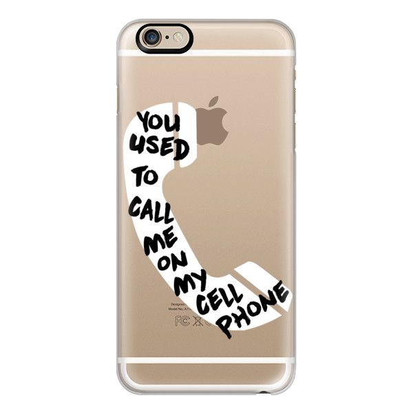 iPhone 6 Plus/6/5/5s/5c Case - Drake Phone (51 CAD) ❤ liked on Polyvore featuring accessories, tech accessories, iphone case, apple iphone cases, iphone cover case and slim iphone case