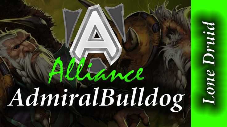 "Henrik ""AdmiralBulldog"" Ahnberg is a professional Dota 2 player who is currently playing for Alliance. In this game is he playing one of the heroes he is mos..."