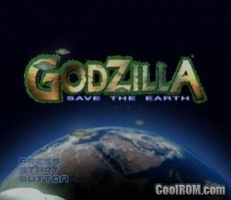 Godzilla - Save the Earth ROM (ISO) Télécharger pour Sony Playstation 2 / PS2 - CoolROM.com