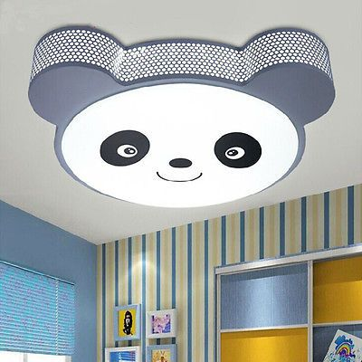 LED Deckenlampe Kinderzimmer Cartoon Deckenleuchte Kinderlampe 24W Warmweiß  TOP