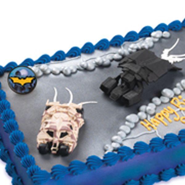 Best Cake Kits Images On Pinterest Cake Toppers Birthday - Dark knight birthday cake