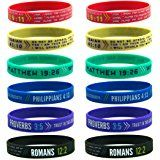 Amazon.com: (12-pack) Inspirational Wristbands for Medical Professionals w/ Hippocrates' Quotes & Medical Symbols - Wholesale Bulk Medical Gifts Lot Bundle: Health & Personal Care