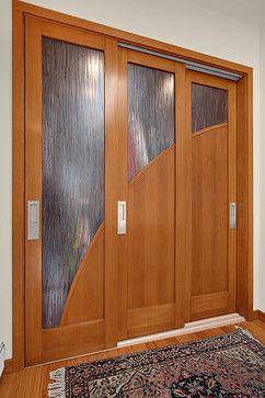 Bonnie Bagley   Modern   Hall   Other Metro   Signature Designs Kitchen U0026  Bath. Closet DoorsHallway ...
