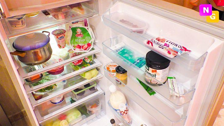 Хранение продуктов в холодильнике! Идеи для кухни - вакууматор Kitfort К...
