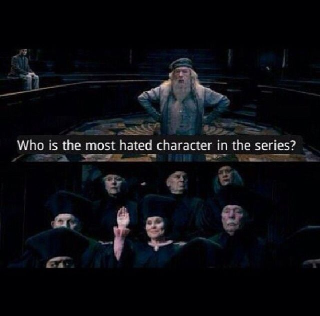 Oh yes you are, Umbridge