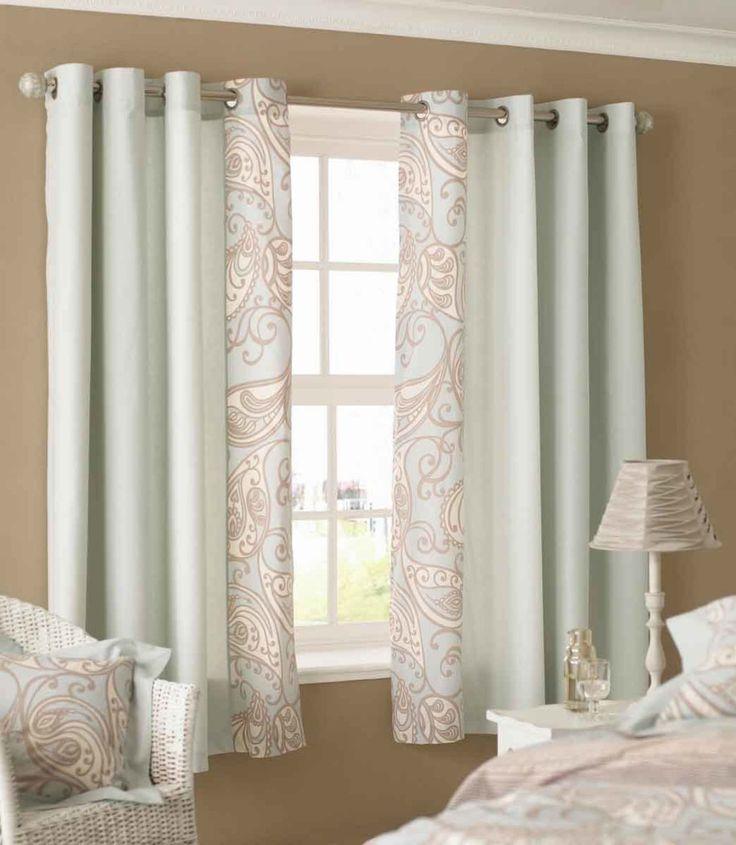 Wonderful Elegant Curtain Ideas For The House Design: Minimalist Curtain Ideas Blue  Color Beside The Bed ~ Flohomedesign.com Home Design Inspiration |  Pinterest ...