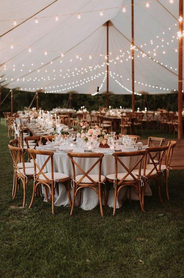 20 Trending Fall Wedding Reception Ideas for 2019
