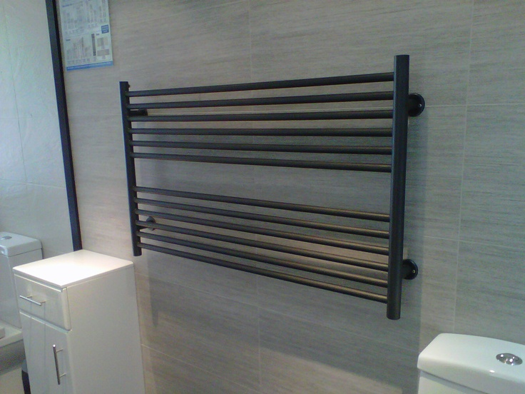Stainless steel radiator Athracite SBH Radiators