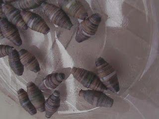 El arte del desquite: Cuentas de papel marrón
