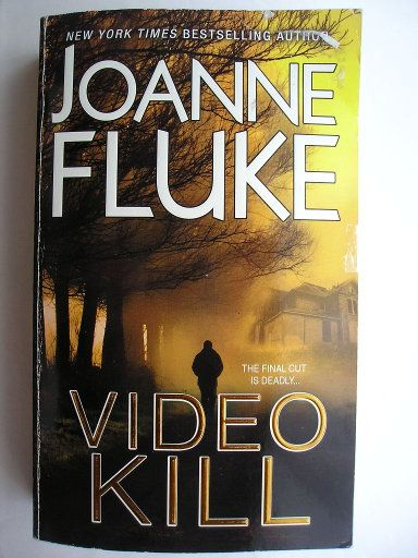 "The novel ""Video Kill"" by Joanne Fluke was published for the first time in 1989. Cover image trevillion images & Shutterstock for an American edition. Click to read a review of this novel!"
