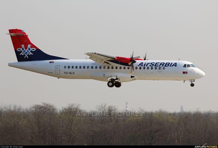 Air Serbia YU-ALU