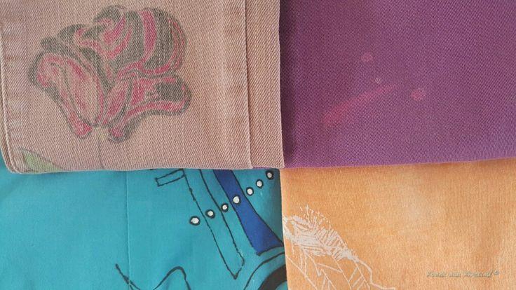 Dat bleekmiddel en textiel niet goed samen gaan weten we. In mijn nieuwste blog vertel ik over mijn (aparte) ervaring hiermee en laat ik oplossingen zien https://roadsandrivers.nl/blog/21/Roads_and_Rivers_maakt_het_weer_mooi.blog