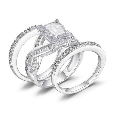 Find Cheap Wedding Ring Sets Under 100 From Our Matching His And
