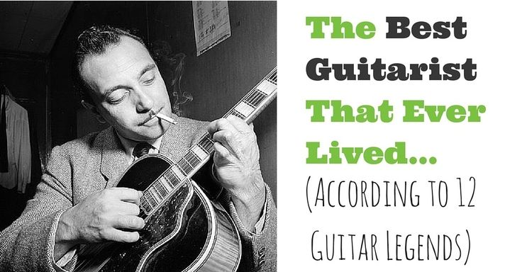 The Best Guitarist That Ever Lived (ACCORDING TO 12 GUITAR LEGENDS) http://zingstruments.com/best-guitarist/