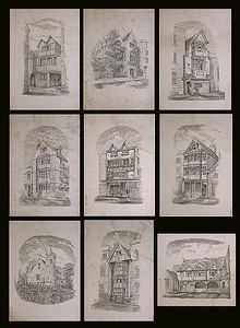 [Oxford's Old Architecture] | Sanders of Oxford