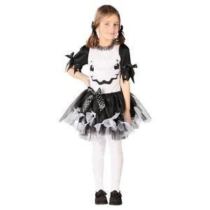 DEGUISEMENT SORCIERE FANTOME BLANC ET NOIRE 10/12 ans - Achat / Vente déguisement - panoplie - Cdiscount