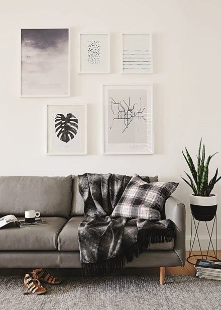 This Melbourne Home Combines Modern Minimalism With Family Friendly  Comfort. Living Room LoungeLiving RoomsScandinavian ...