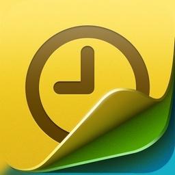 Timenotes iOS App Icon
