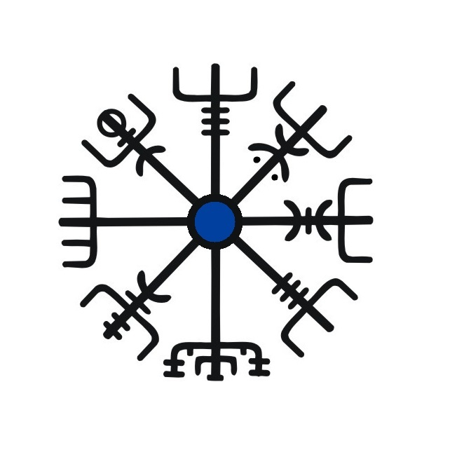 Where to get Vegvisir compass tattoo | Me Be