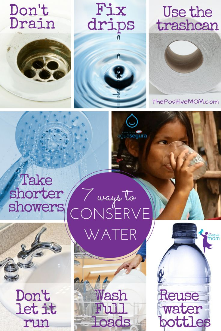 9 best social good bien social images on pinterest for Ways to save water at home