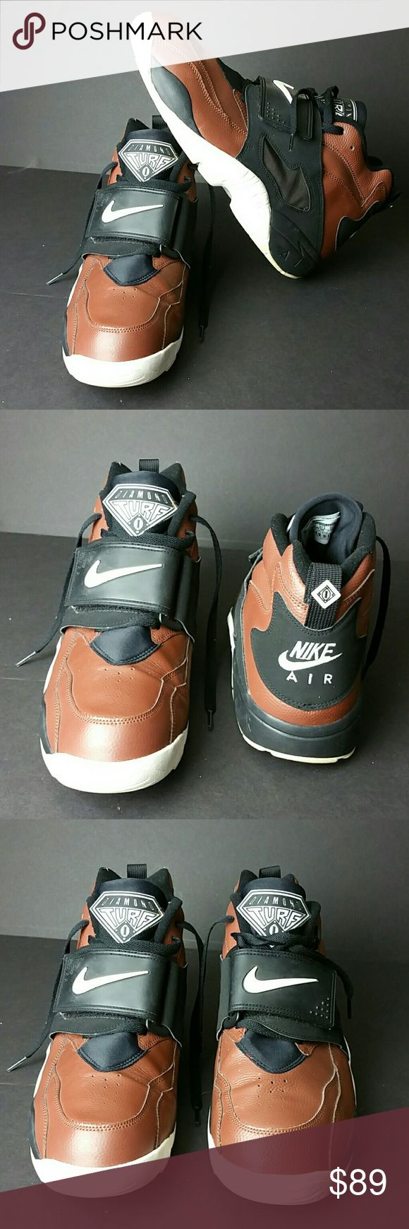 NIKE AIR DIAMOND TURF MEN'S SHOES VERY CLEAN INSIDE-OUT   SKE # ZZ NIKE Shoes Athletic Shoes
