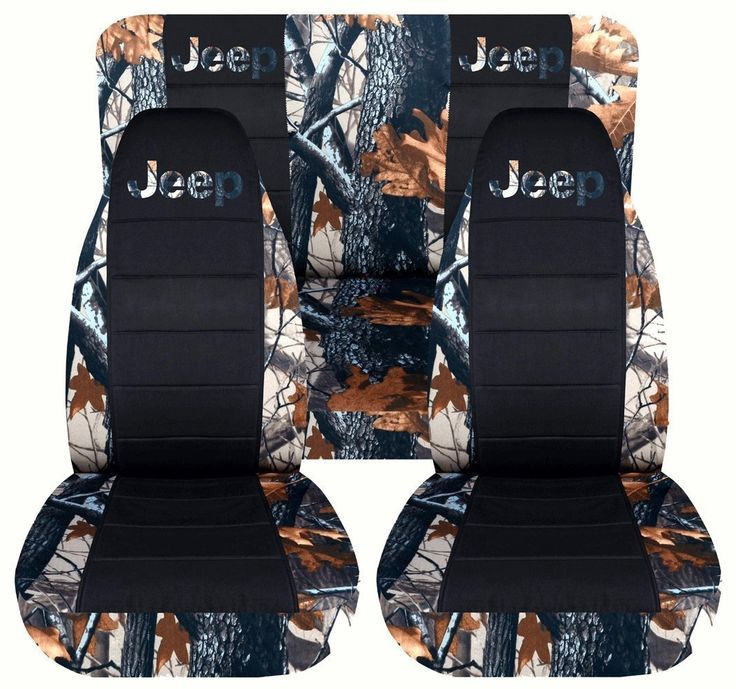 Amazon 2002 To 2004 Jeep Liberty Front And Rear Camouflage Black Seat CoversJeep