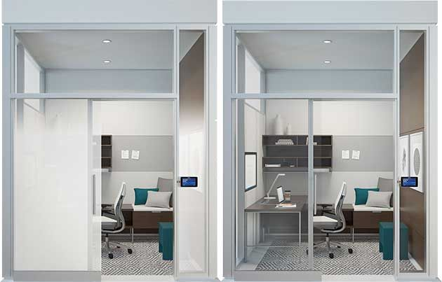 Introverts at Work: Designing Spaces for People Who Hate Open-Plan Offices   via Bloomberg Businessweek