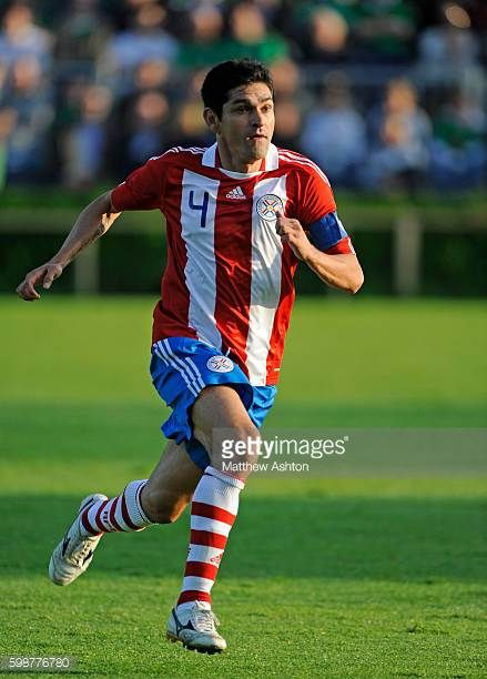 Denis Caniza of Paraguay