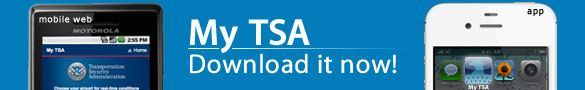 Click here for MyTSA Mobile Application.