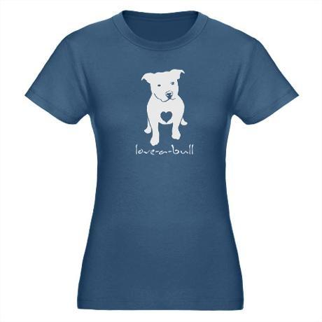 Amore-a-bull Pit Bull T-shirt LiOmg82r