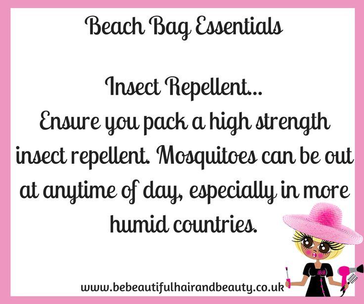 Summer Beach Bag Essentials Tip #5