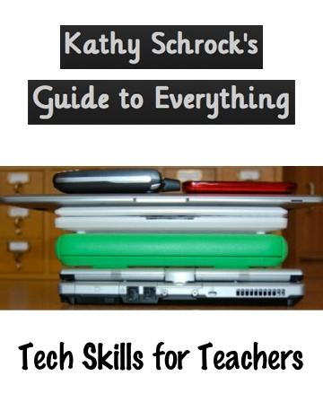Tech skills teachers should have. Ideas gathered from my PLN.