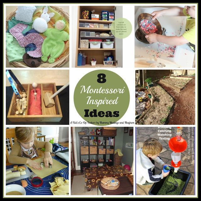8 Montessori Inspired Ideas for Play  Learning - Mummy Musings and Mayhem